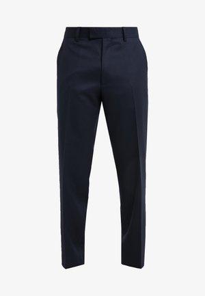 Pantalon de costume - navy blue