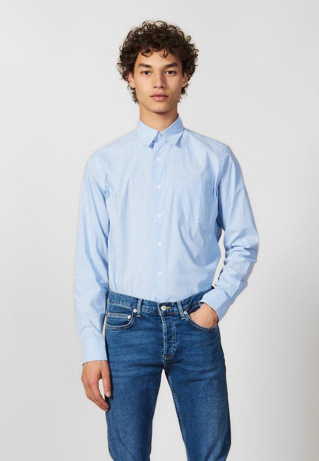 Overhemd - blue/white