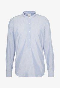 sandro - TUNIQUE CHEMISE CASUAL - Skjorter - bleu/blanc - 3