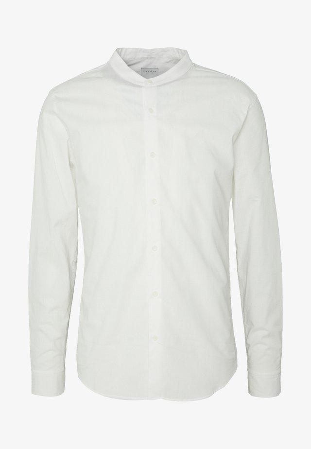CHEMISE MAO CASUAL - Skjorter - blanc