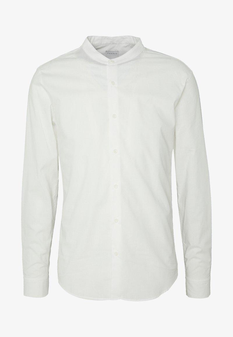 sandro - CHEMISE MAO CASUAL - Skjorter - blanc