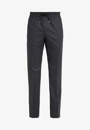 NEW ALPHA - Trousers - mocked grey