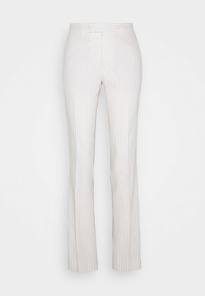 Trousers - blanc