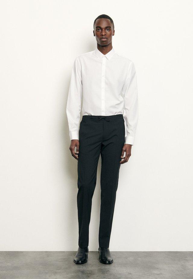 PANTALON DE VILLE - Spodnie materiałowe - noir