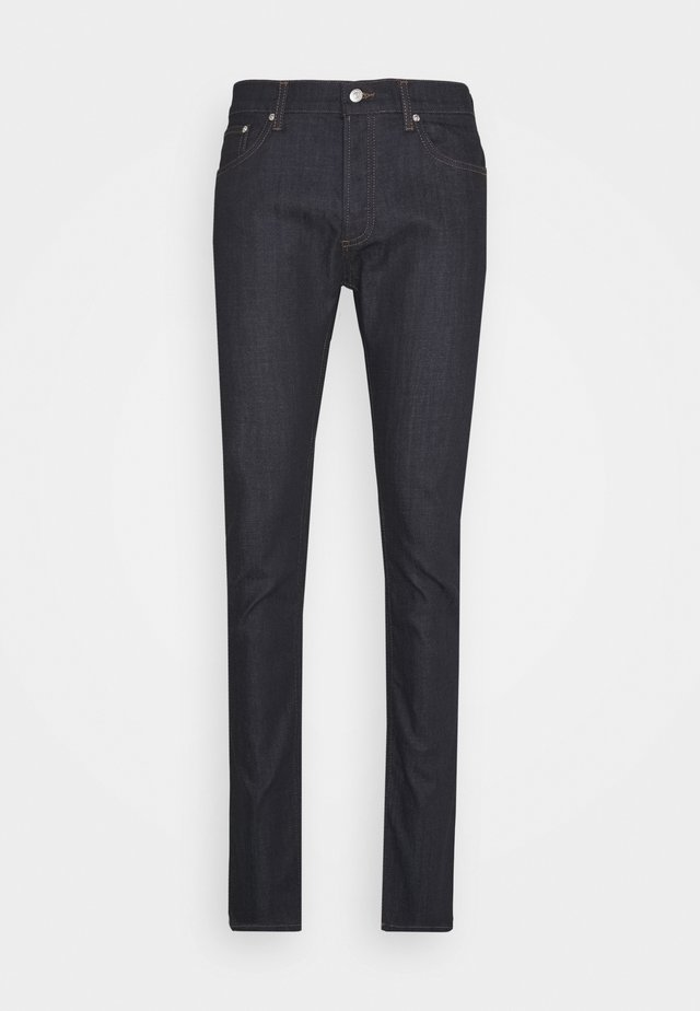 SKINNY RAW - Jeans slim fit - denim