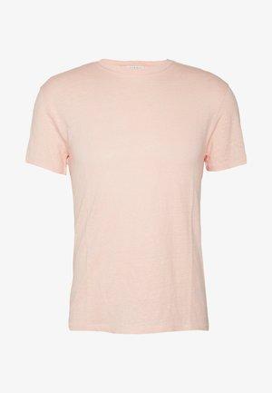 CLASH TEE - T-shirt basic - rose