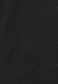 sandro - CLASH TEE - T-shirt basic - noir - 2