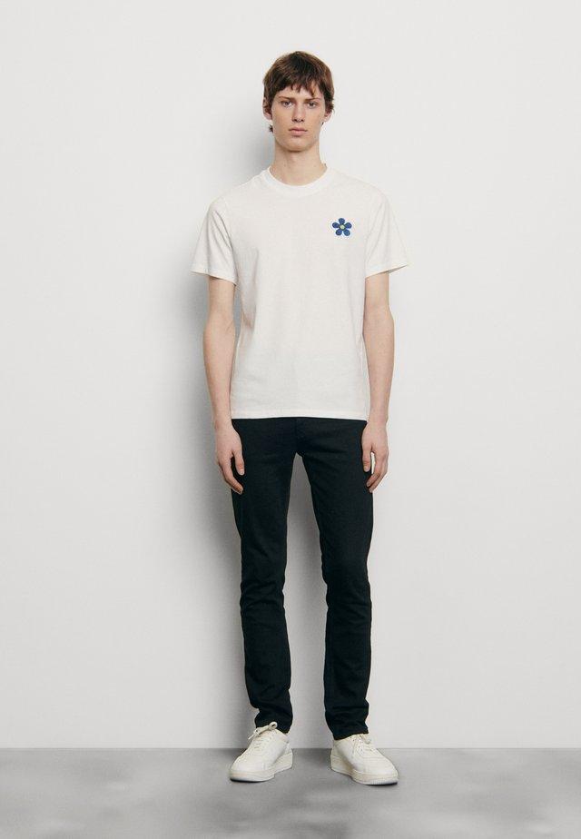 DAISY TEE - Print T-shirt - blanc