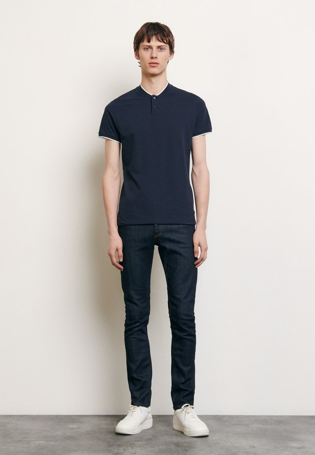 OLYMPIC - Basic T-shirt - marine