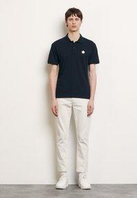 sandro - DAISY TEE - Poloshirt - marine - 0