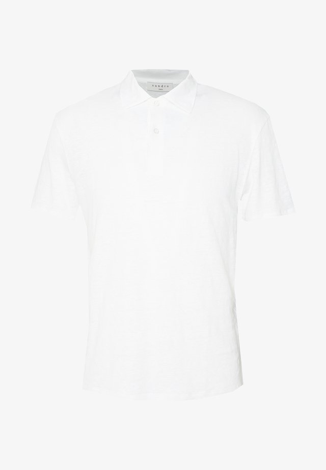 BEACH - Polo shirt - blanc