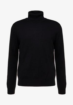 TURTLENECK - Sweter - black