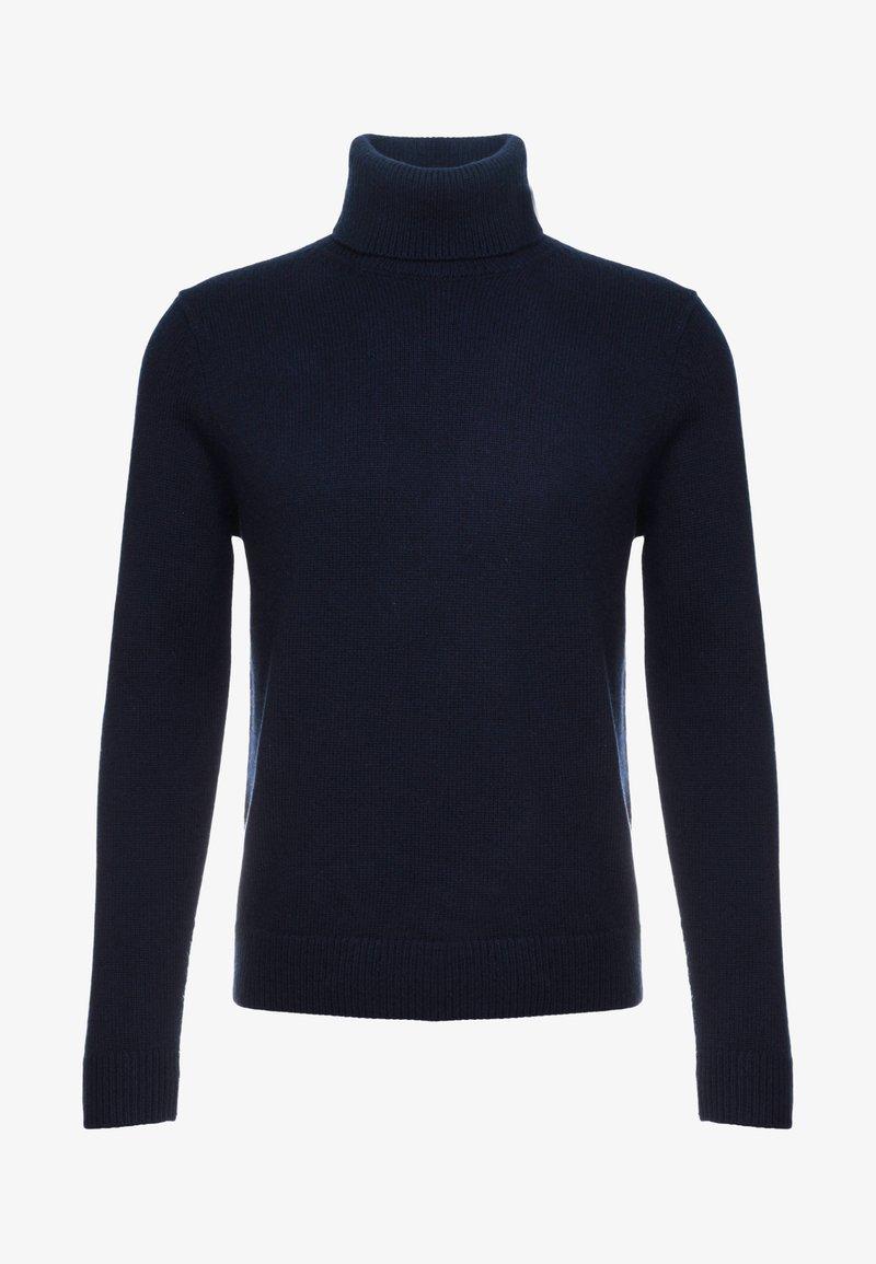 sandro - Strikkegenser - navy blue