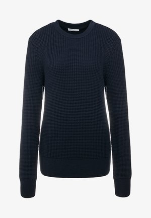 NEW ELECTRIC - Strickpullover - navy blue