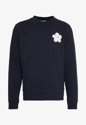 CREW DAISY - Sweatshirt - marine