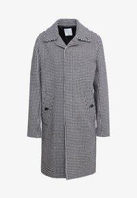 sandro - Płaszcz wełniany /Płaszcz klasyczny - black/white - 3