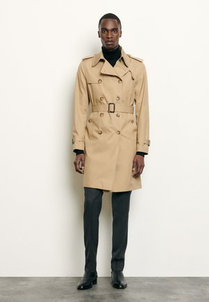 MAGNETIC MANTEAU - Trenchcoat - beige