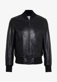 sandro - MONACO CUIR - Leren jas - noir - 3