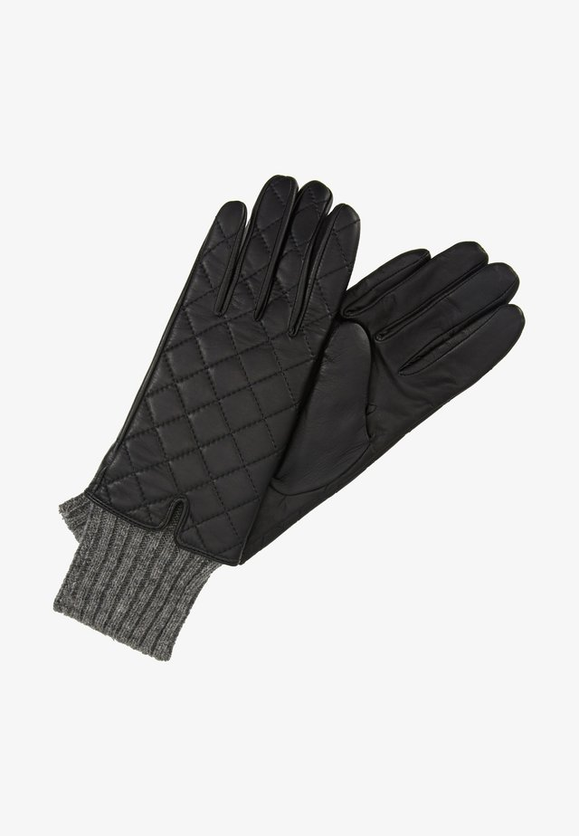 GESSY - Fingervantar - black
