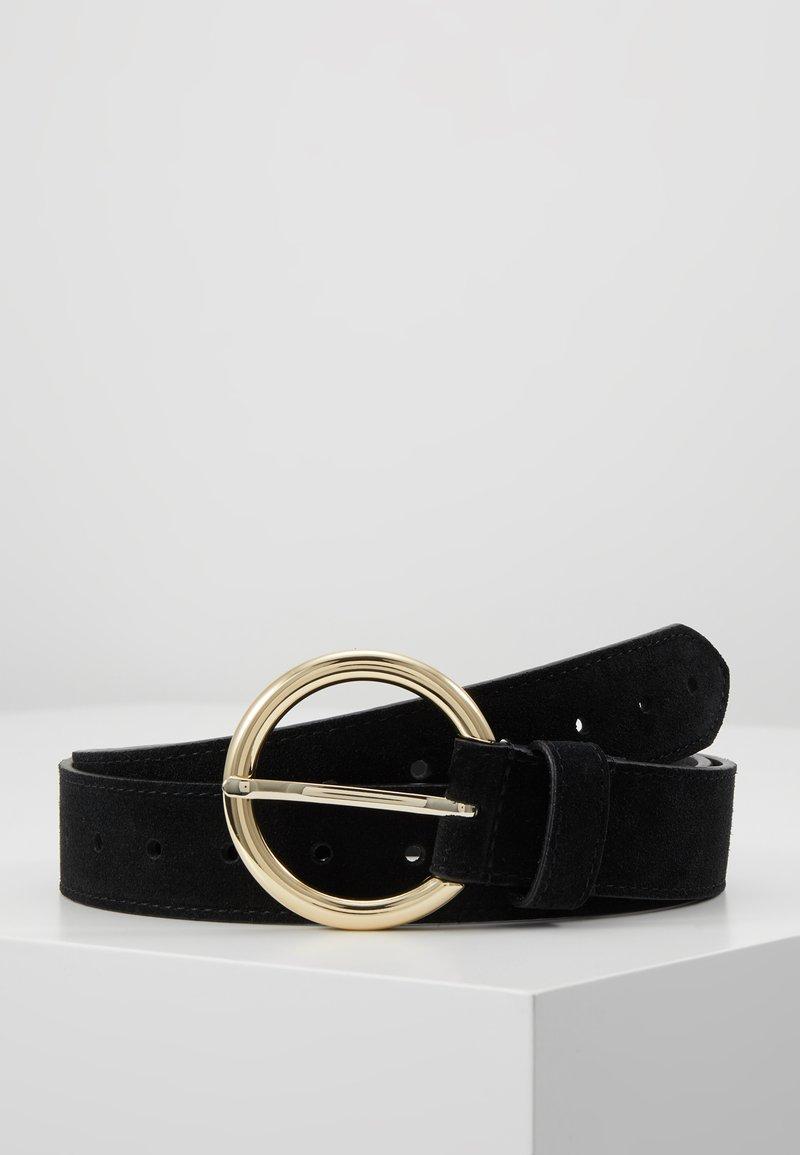 sandro - LILA - Belt - black