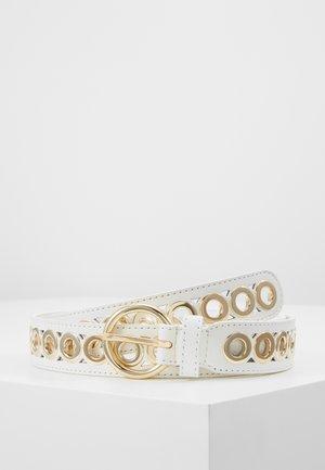 Belt - blanc