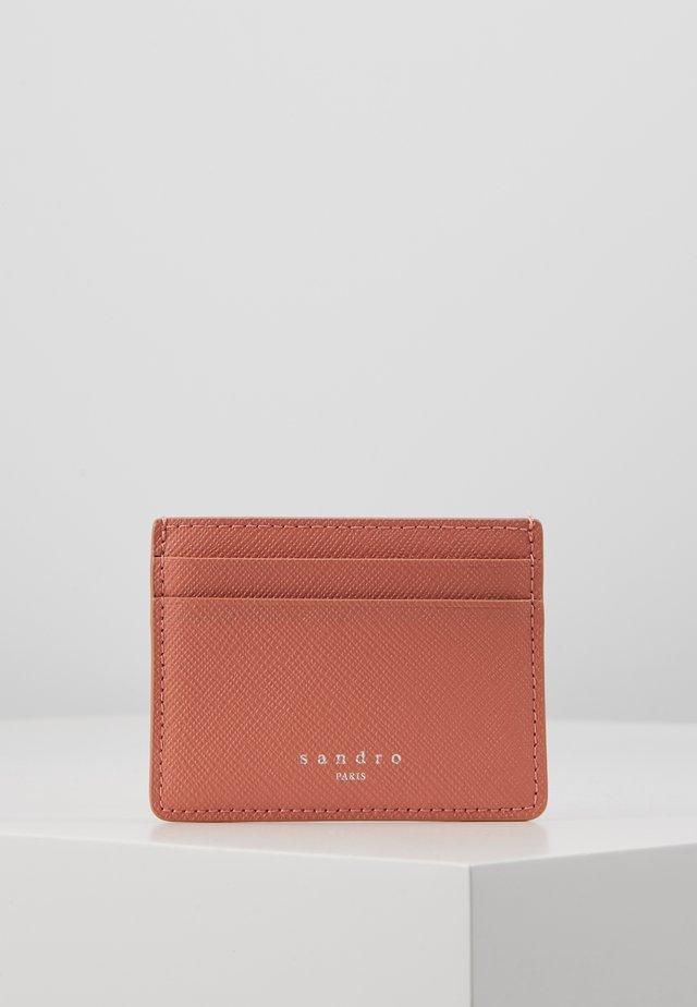 Plånbok - rose clair