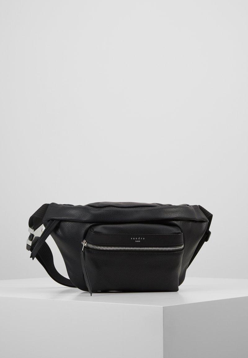 sandro - SHASA - Bum bag - black