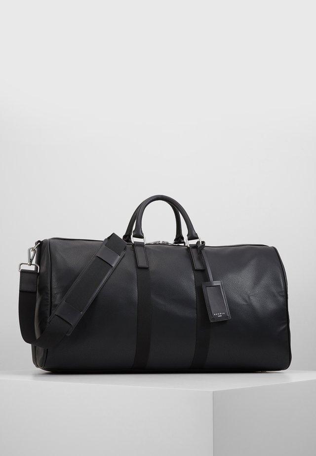 Weekendbag - noir