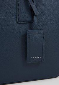 sandro - Briefcase - bleu - 5