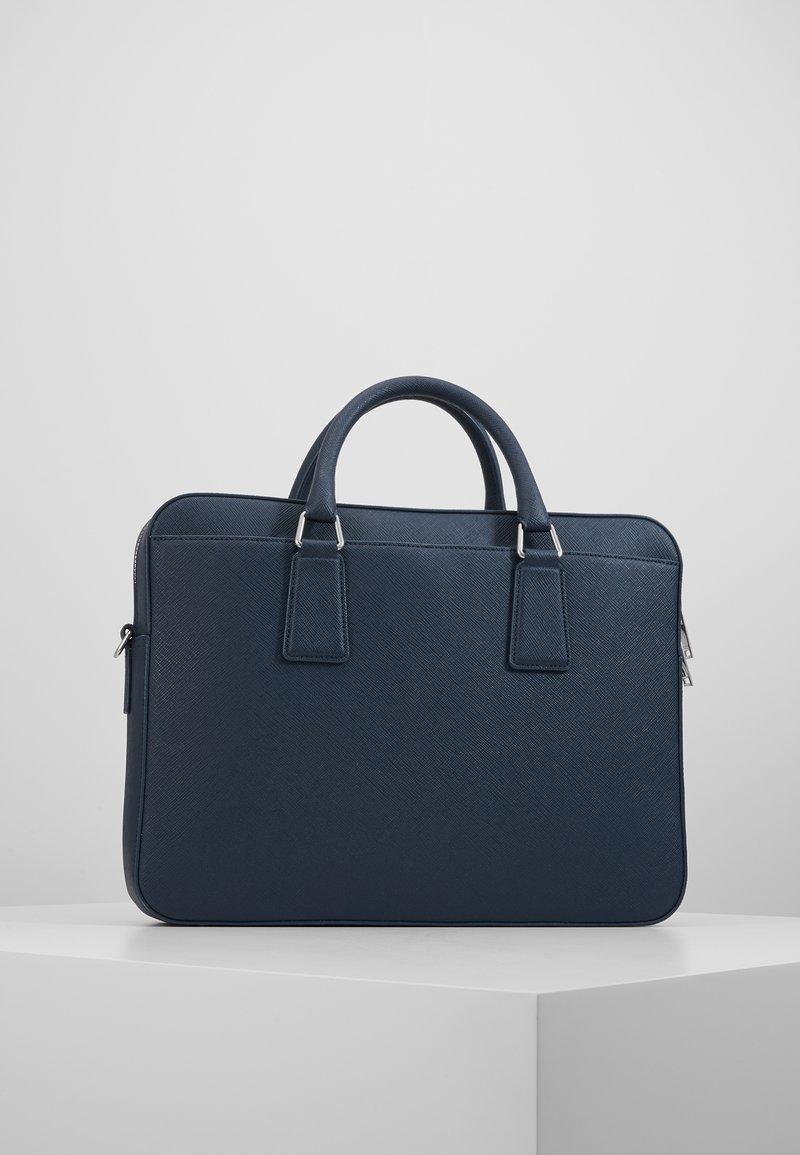 sandro - Briefcase - bleu