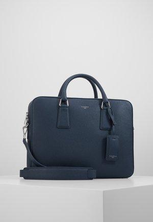 Briefcase - bleu