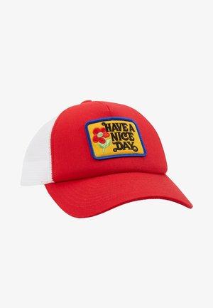 Caps - rouge