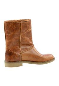 sacha - Classic ankle boots - cognac - 4