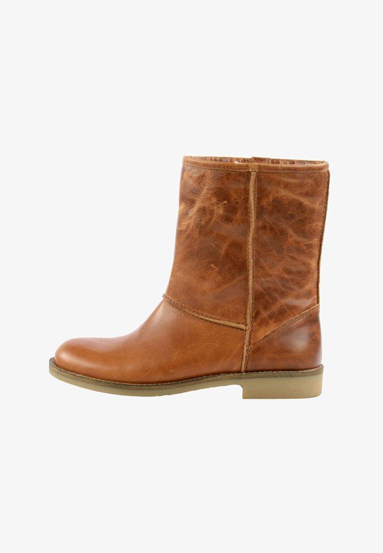 sacha - Classic ankle boots - cognac