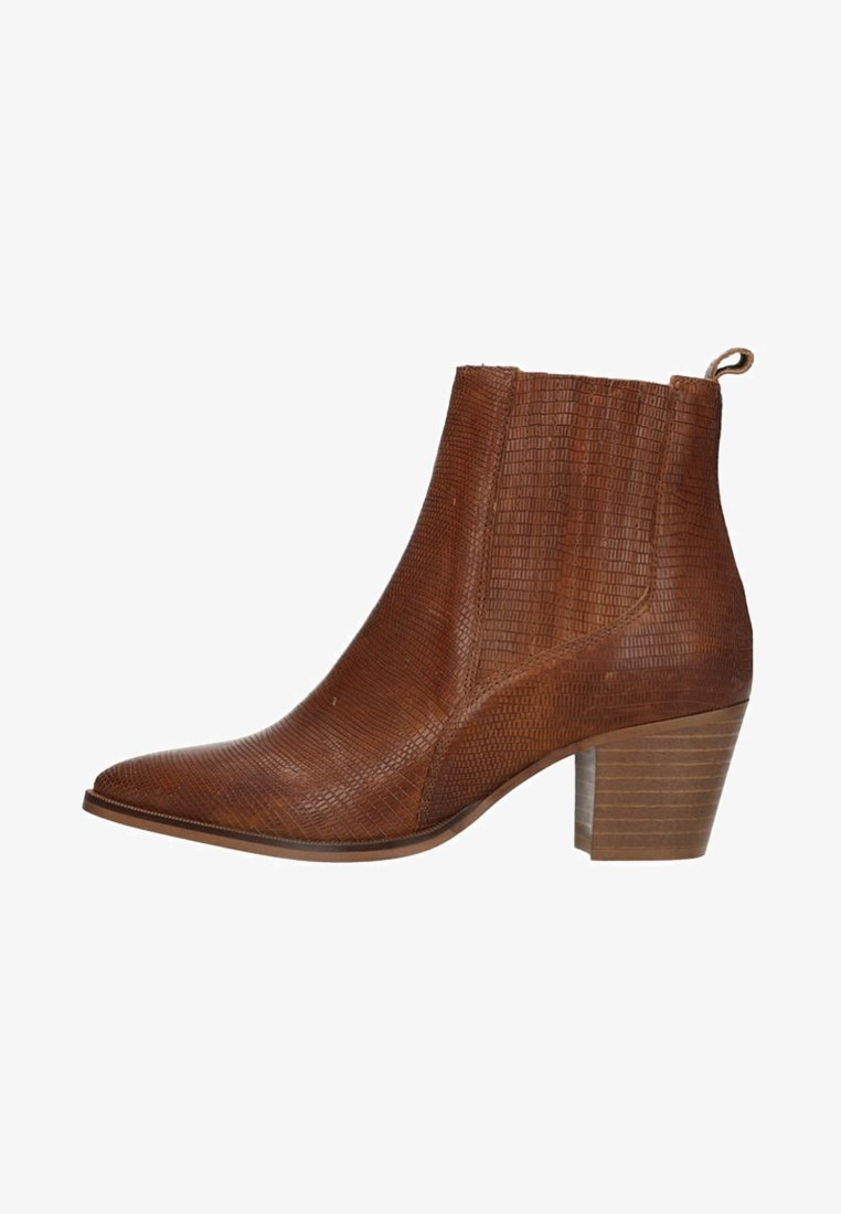sacha - Ankle Boot - cognac