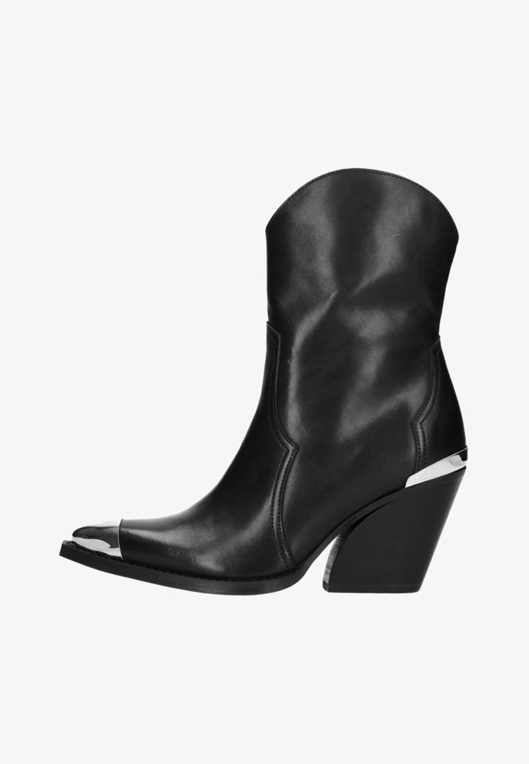 sacha - High heeled ankle boots - black