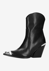 sacha - High heeled ankle boots - black - 2