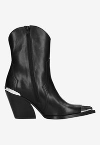 sacha - High heeled ankle boots - black - 5