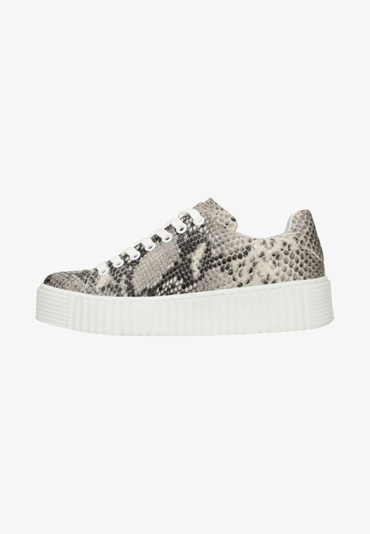 sacha - MIT SCHLANGENMUSTER - Sneaker low - beige