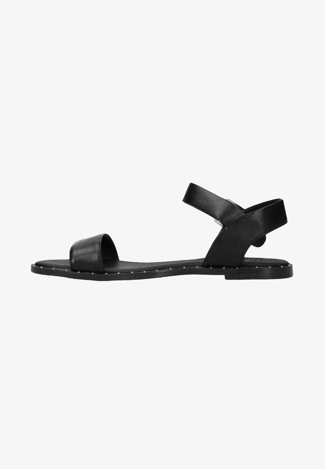MIT NIETEN - Sandals - black