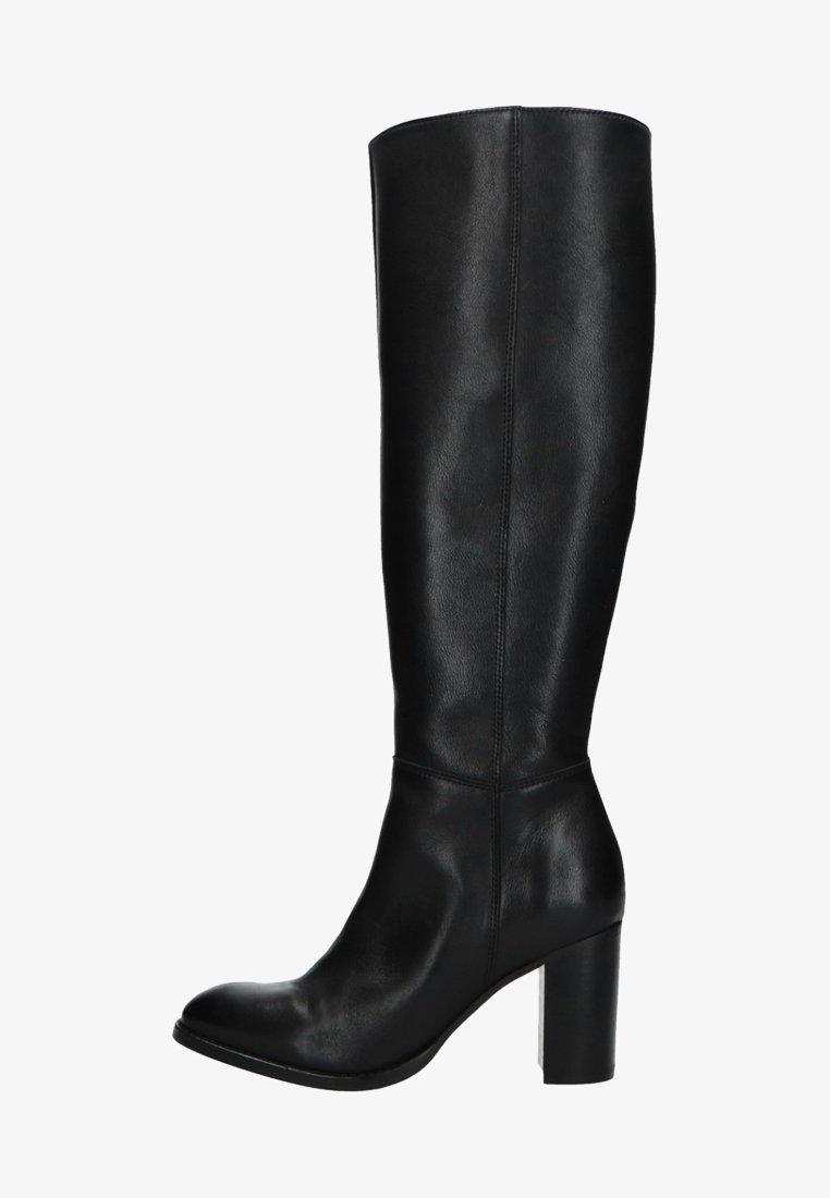 sacha - HOHE - Stiefel - black