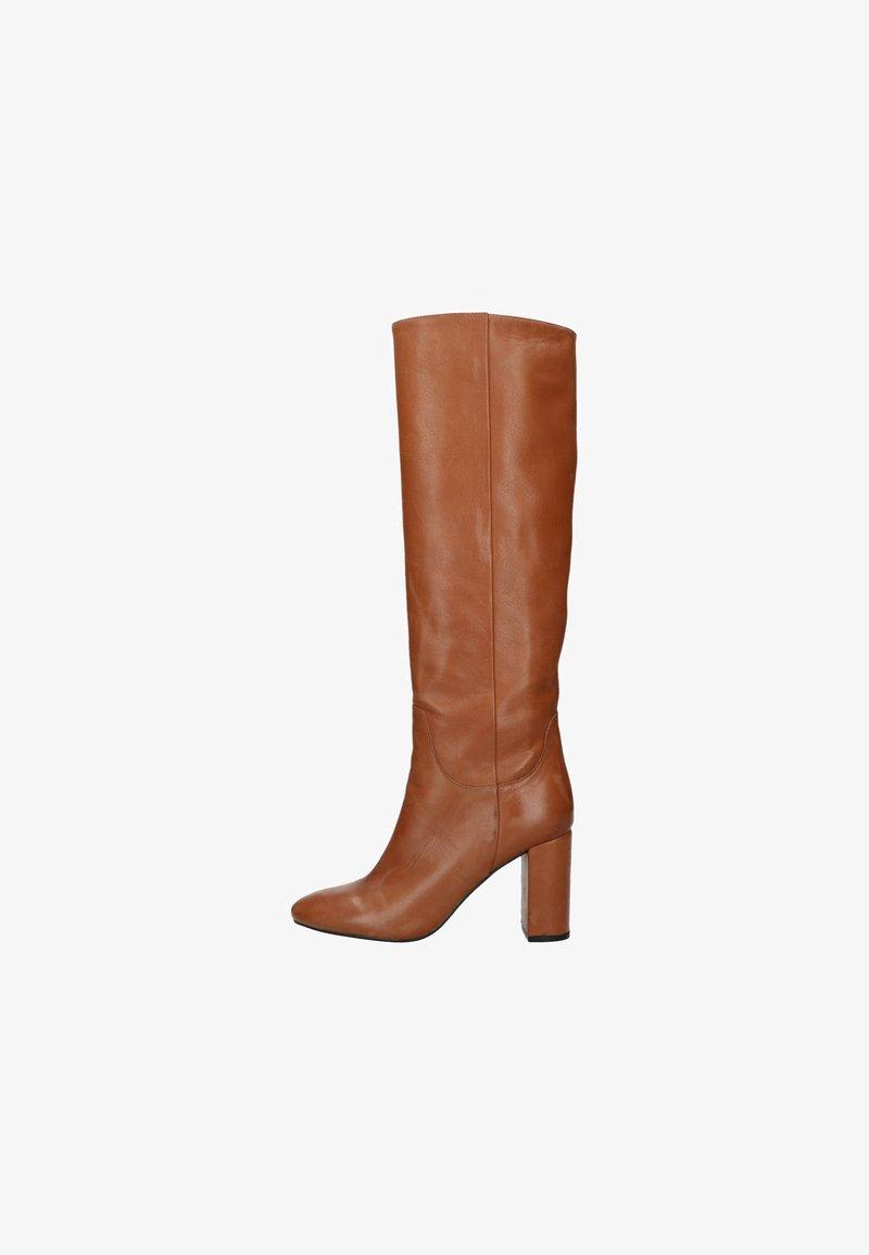 sacha - MIT ABSATZ - High heeled boots - cognac