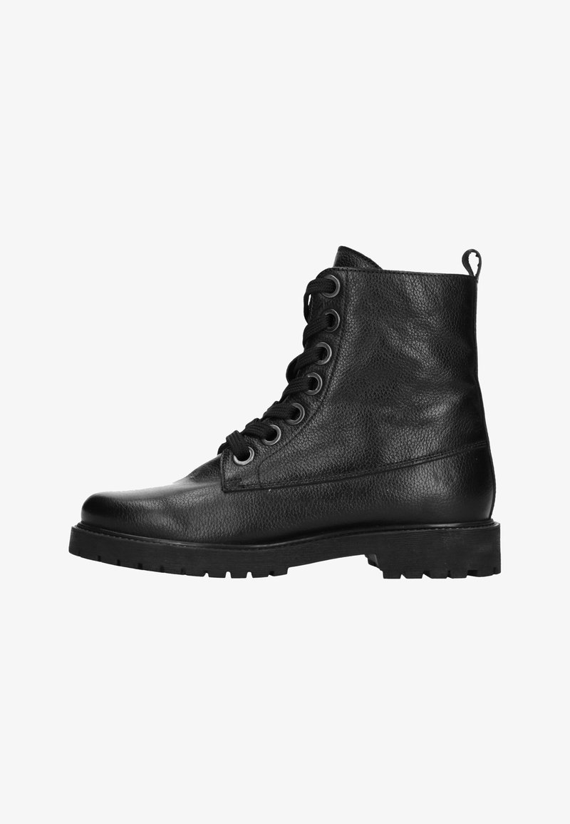 sacha - Lace-up ankle boots - black