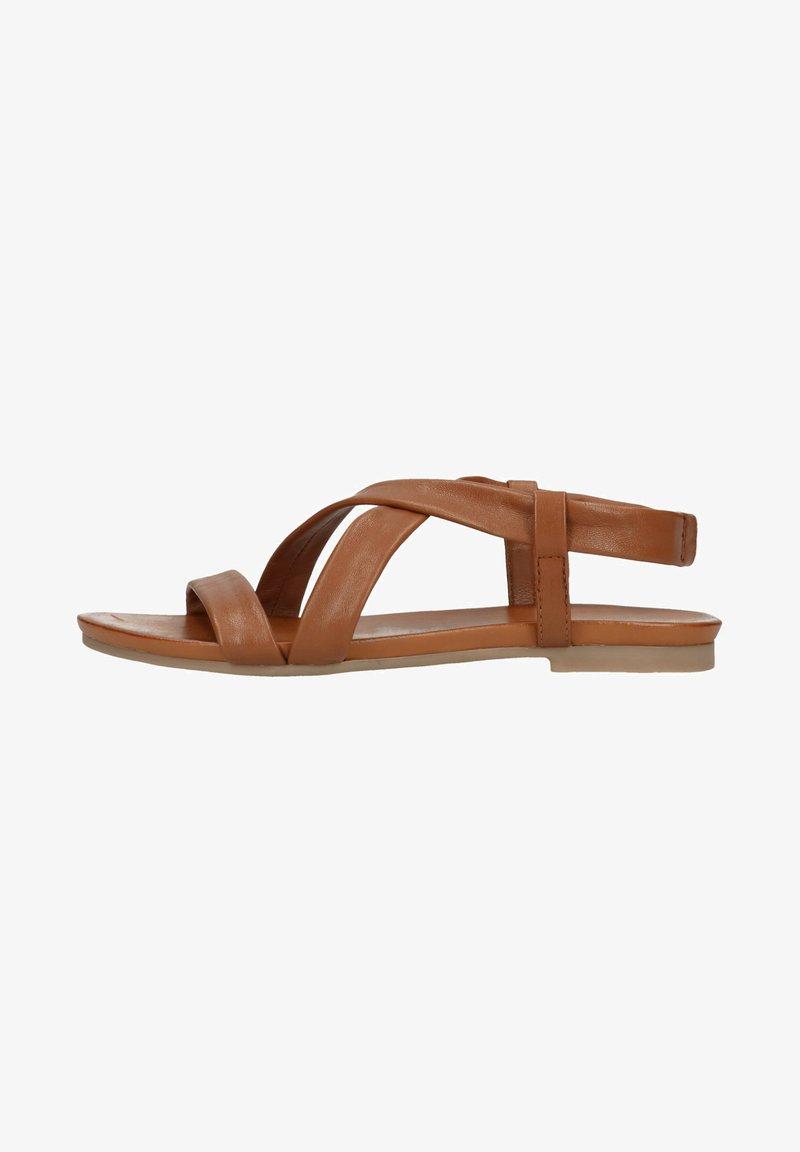 sacha - Sandals - cognac