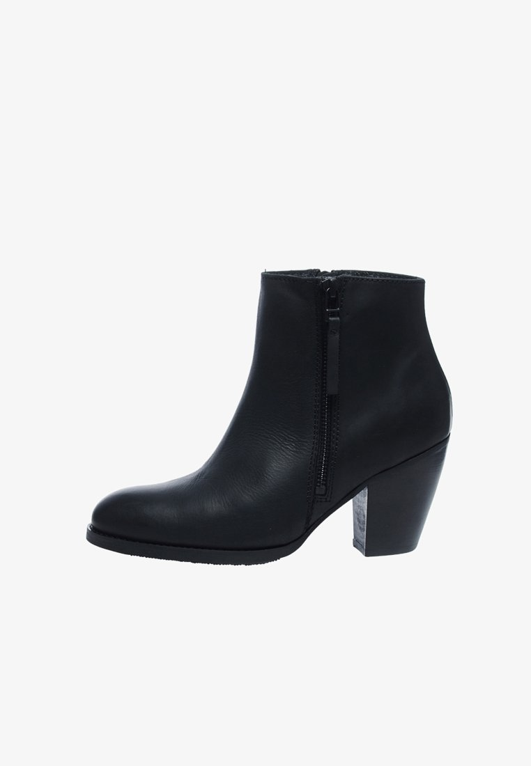 sacha - High heeled ankle boots - schwarz