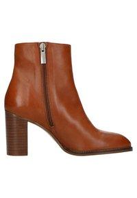sacha - MIT ABSATZ - Classic ankle boots - cognac - 5