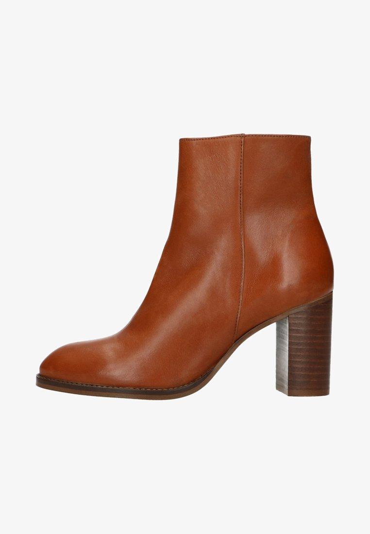 sacha - MIT ABSATZ - Classic ankle boots - cognac