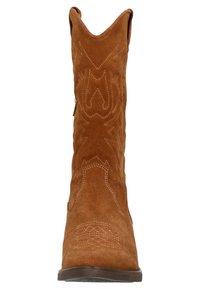 sacha - Cowboy/Biker boots - cognac - 4