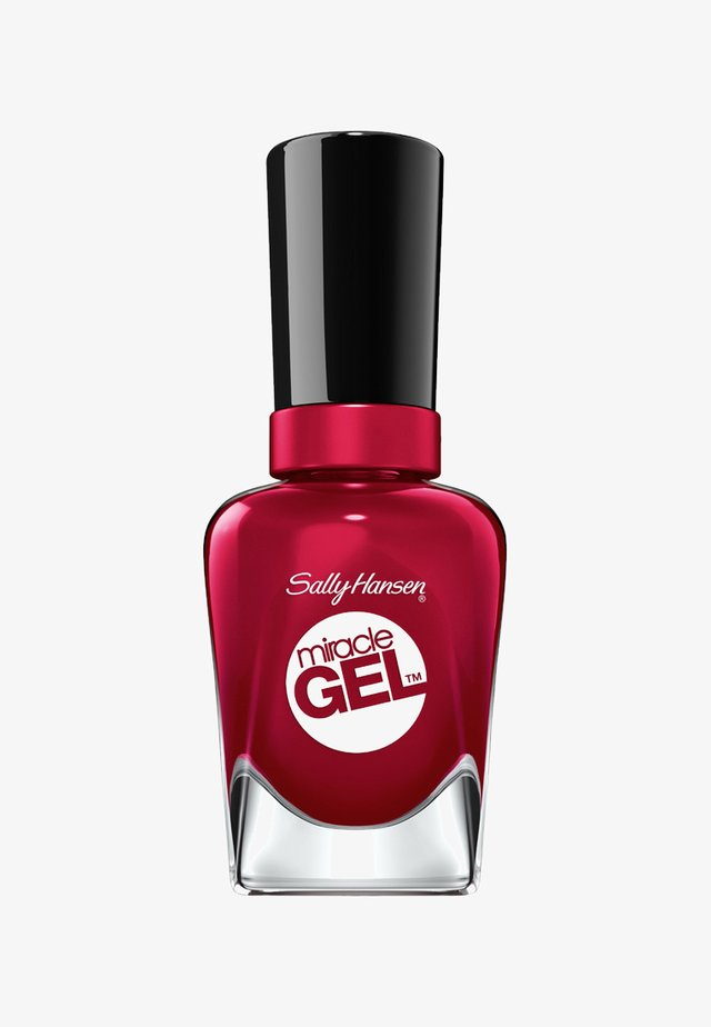 MIRACLE GEL - Nagellack - 680 rhapsody red