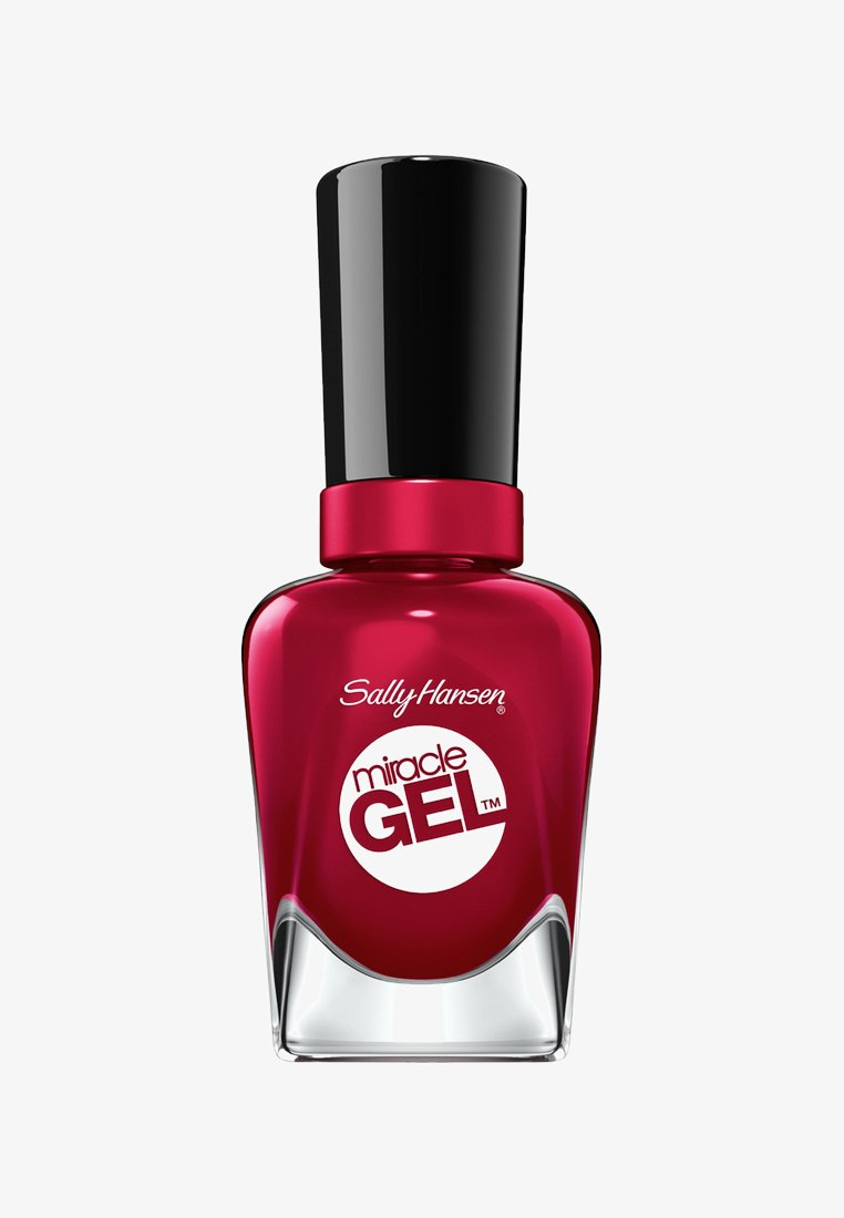 Sally Hansen - MIRACLE GEL - Nagellack - 680 rhapsody red